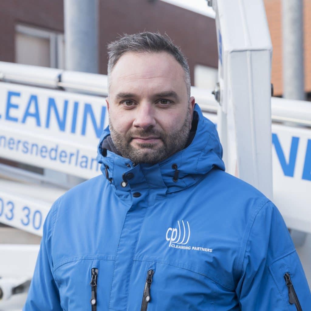 Team Cleaning Partners Nederland ALEX SIEMERINK